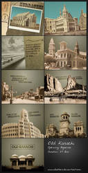Old Karachi Title Animation