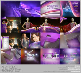 PTV HOME Redesign 2011