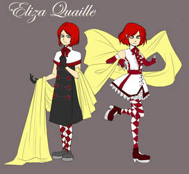 Eliza Quaille design update by bittermause