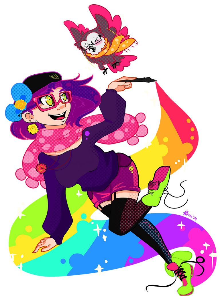 Witchsona Thing! by Vivifx
