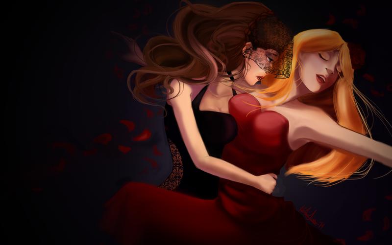 Tango [Commission] by Vivifx