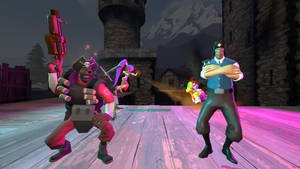 Overpowered 80's: The Cast of Soup's SFM Shorts