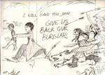 Sherlock Steals Bilbo