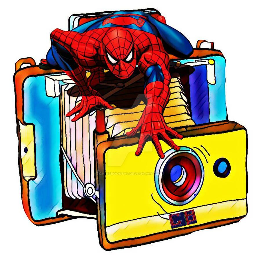 SPIDERMAN REPORTER