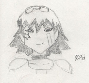 Molly: Oban Star Racers by Oban-Star-Racers