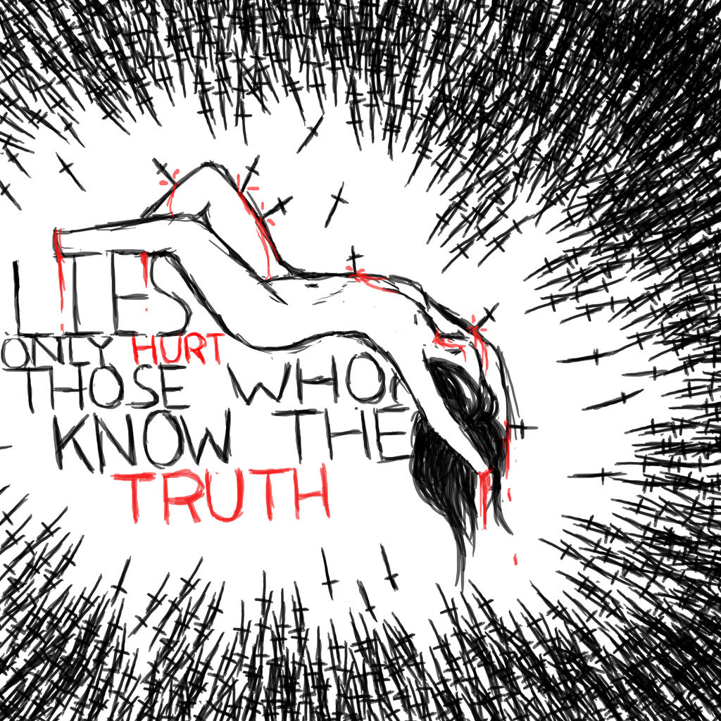 Lies by mikuXriku