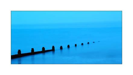 Sea : Long Exposure by MarkioS14