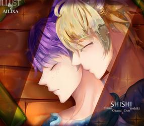 [ShiShi] Grape Bottle