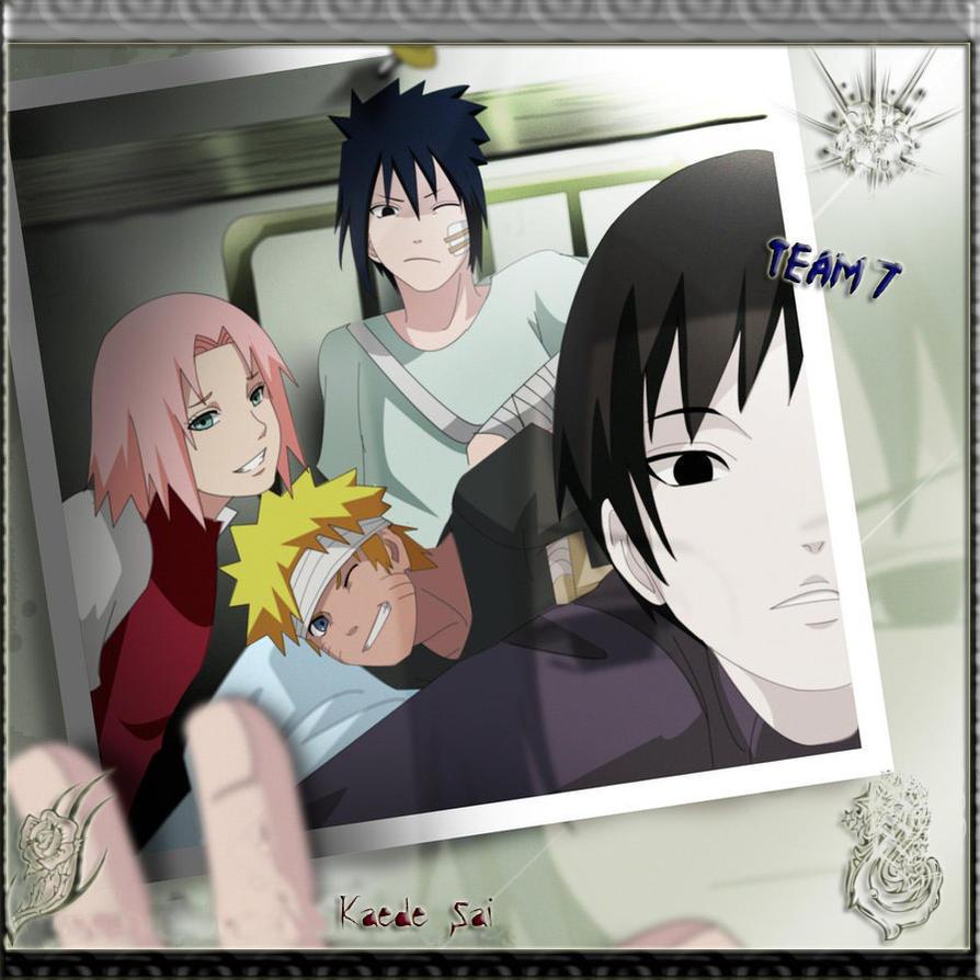Sai And Sasuke Kaedesai Deviantart Art Naruto Sakura