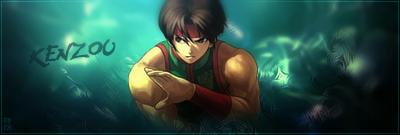Kenzou by Dragon-Slayer7