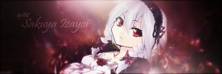 Sakuya Izayoi Cosplay. by Dragon-Slayer7
