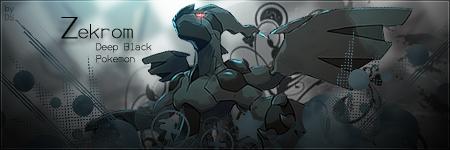 Zekrom - Deep Black Pokemon by Dragon-Slayer7