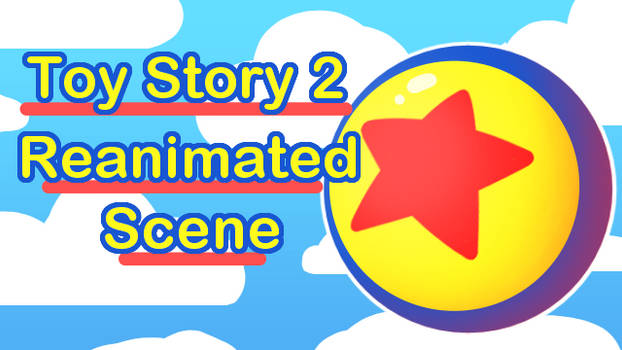 My Scene for Toy Story 2 Reanimated