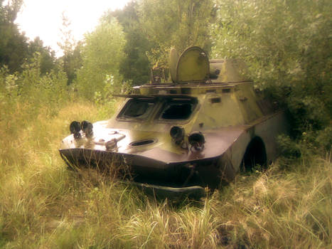Pripyat Vehicle