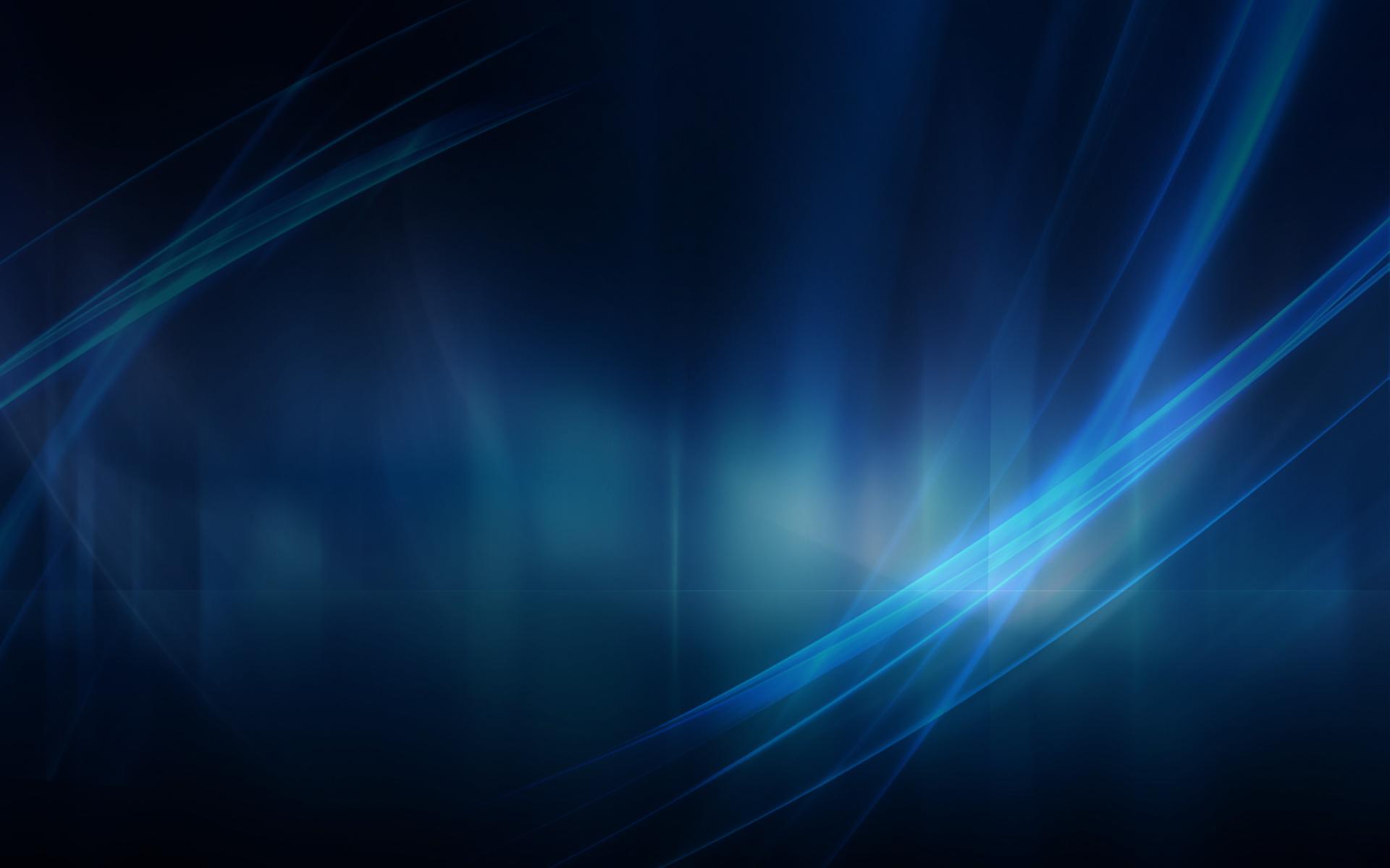 Vista Aurora Blue by Rakenesh