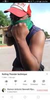 Rolling Thunder Technique(Boxing/Muay Thai)