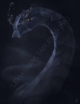Leviathan  Rpg Illustration By M.A.W  Deviantart 2