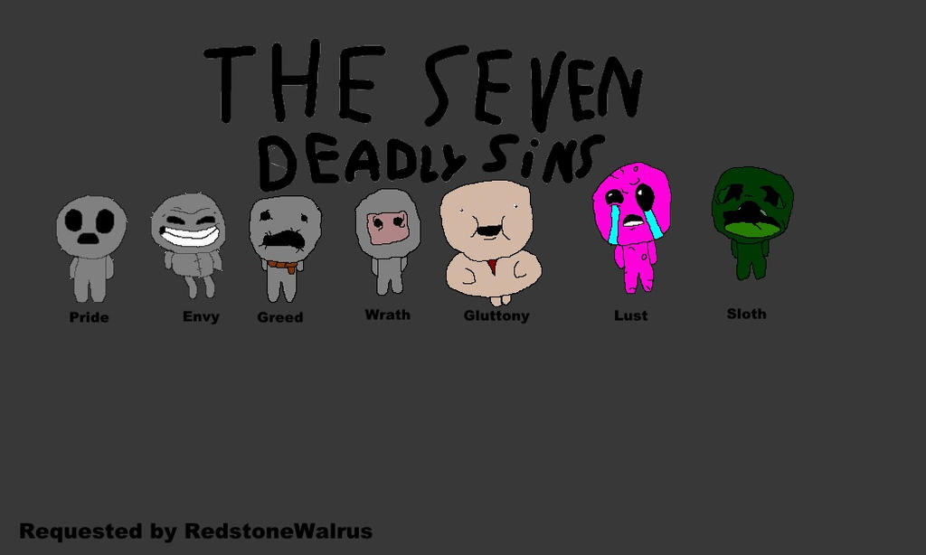 image the seven deadly - photo #18