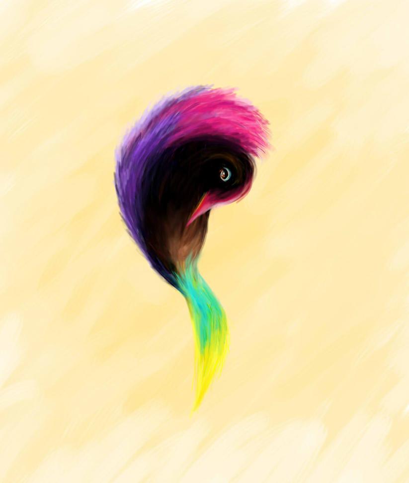 Flightless Bird by jensuslo