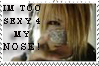 Reita's Too Sexy Stamp by Momo-PixiFrog