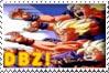 DBZ Stamp by Momo-PixiFrog
