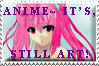 Anime is still considered Art by Momo-PixiFrog