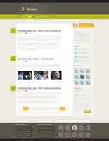 Wordpress Beta by DouglasEltz