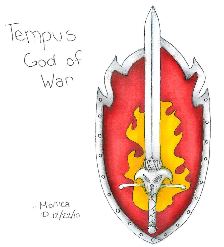 DnD: Tempus, God of War by xHealthx on DeviantArt