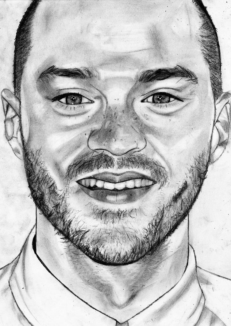 Drawing Lines Grey S Anatomy : Jesse wiliams by alyssa mobissa on deviantart