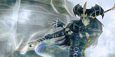 Magician of Black Chaos by DBD-Darkened on DeviantArt  Magician of Bla...