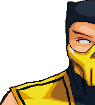 Marvel vs Capcom Scorpion