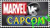 Marvel vs. Capcom Fan Stamp