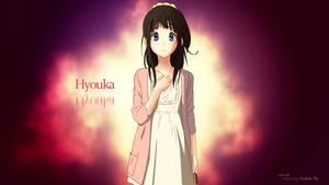 Hyouka: Chitanda Eru Wallpaper