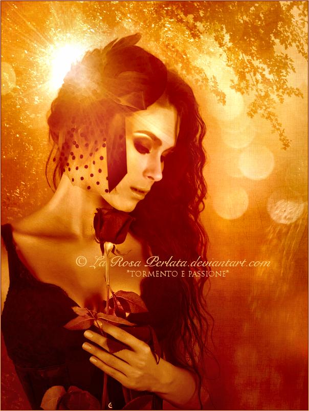 .Tormento e passione. by larosaperlata