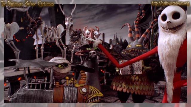 Nightmare Before Christmas by dracula-vs-werewolf on DeviantArt