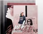 Pink + White by dekstiles
