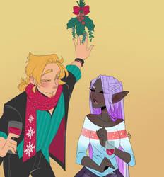 Mistletoe with Marth