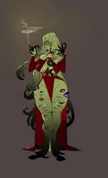 Trade: Eldritch Queen