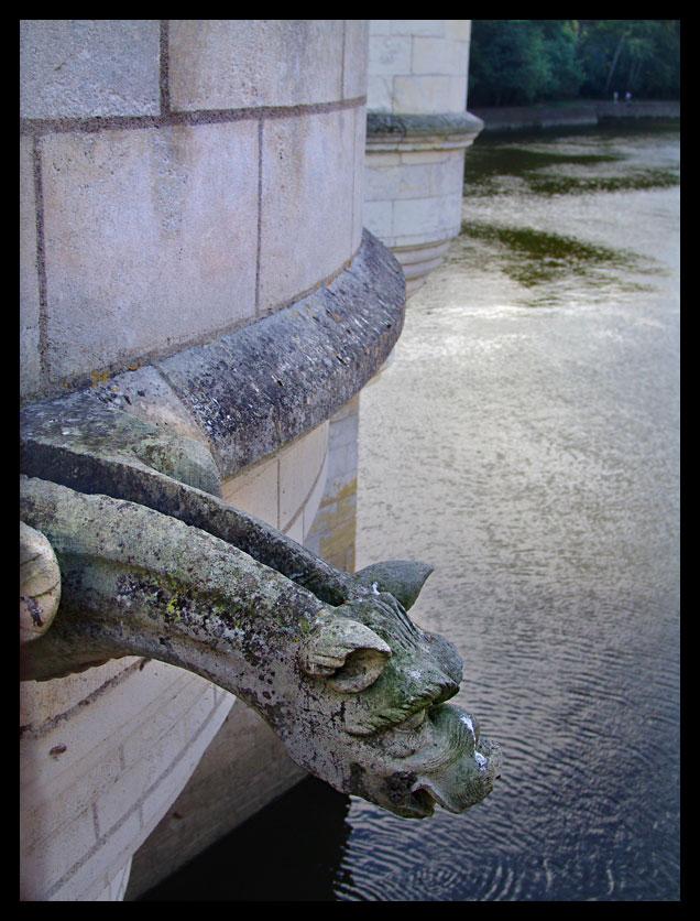 La Gargouille by zasu