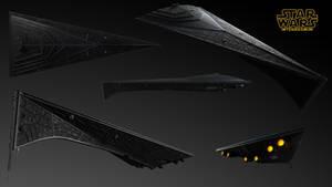 Eclipse I Class Super Star Destroyer Multi-View