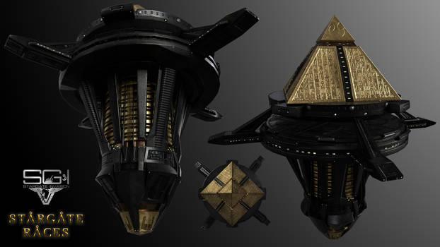 Goa'uld Orbital Non-Combat Laboratory