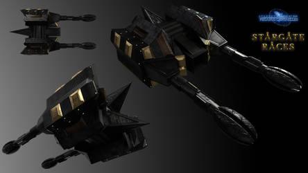 Goa'uld Orbital Plasma Defense
