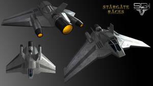 Tau'ri F-302 Fighter-Interceptor