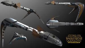 Hapan Nova-Class Battle Cruiser