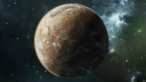 Volcanic Planet 15