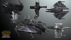 Vengeance-Class Frigate