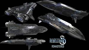 Advent Radiance-Class Battleship Revised
