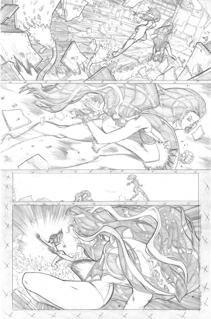 she hulk coloring pages - red she hulk backup page 4 by ryanstegman on deviantart