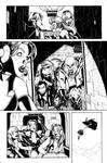 She-Hulks issue 3 page 2 bw