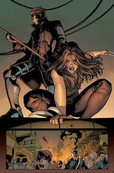 X-23 page